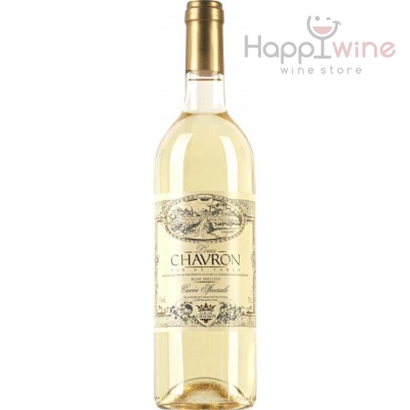Chavron Blanc Moelleux Cuvee Speciale Louis ( 0,75л ) - АРХИВ!!!