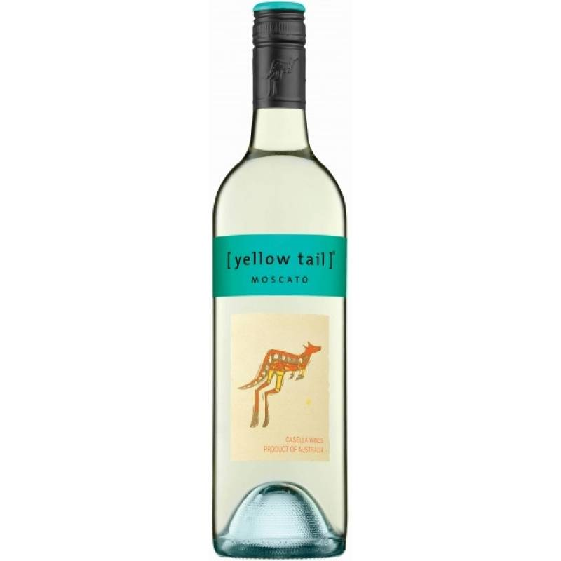 Yellow Tail Мускат ( 0,75л ) Casella Wines (Каселла Вайнз)
