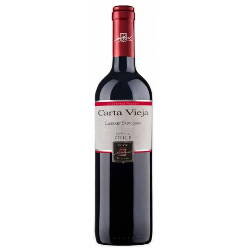 Carta Vieja Cabernet sauvignon  2015 ( 0.75 )