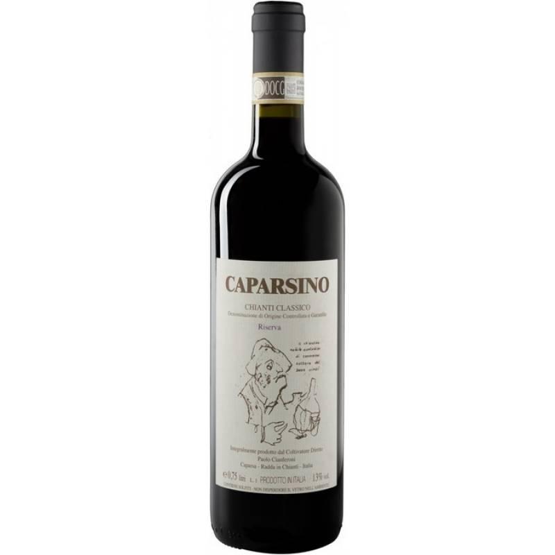Caparsa Chianti Classico Riserva Caparsino, 2006 (0,75 л) Caparsa - АРХИВ!!!