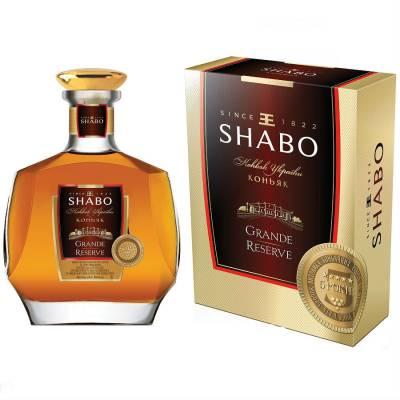 SHABO Grande Reservе 5* в упаковке ( 0,5л )