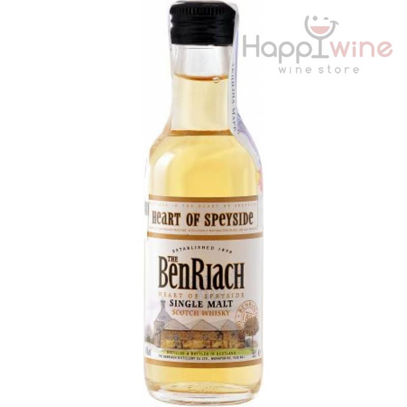 BenRiach (0,05 л) BenRiach - АРХИВ!!!
