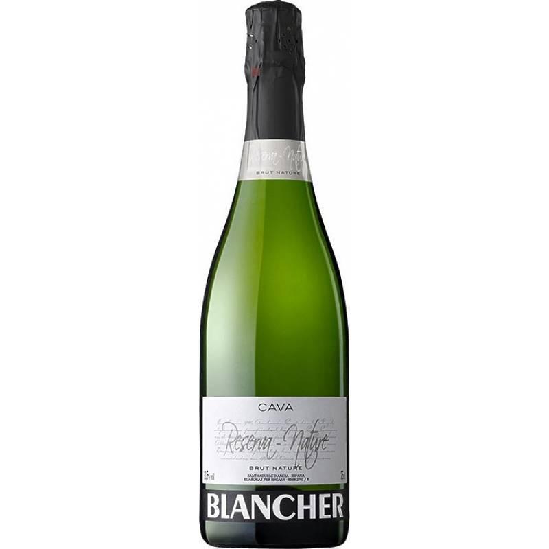 Blanchet Reserva-Nature Brut - 0.75 л Blancher