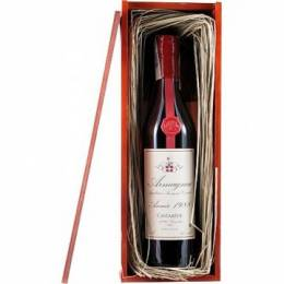Armagnac Castarede, wooden box, 1988 - 0,7 л
