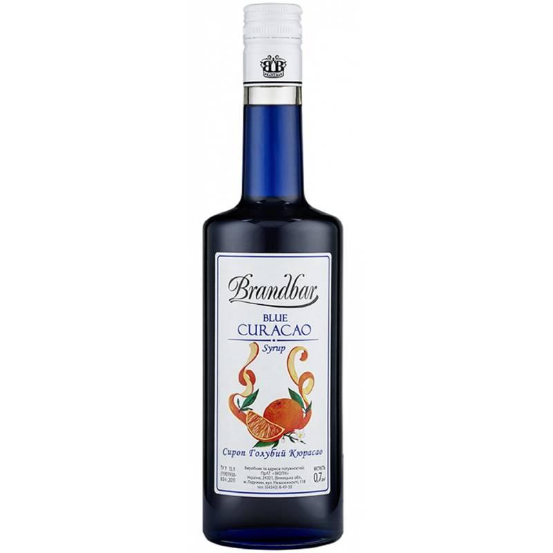 Brandbar Голубой Кюрасао - 0,7 л Brandbar
