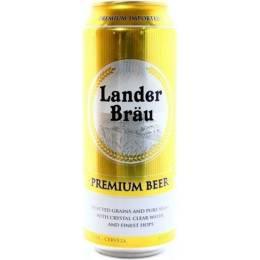 Lander Brau Premium Pilsner - 0,5 л ж/б