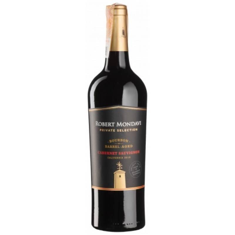 Bourbon Barrel Aged Cabernet Sauvignon - 0,75 л