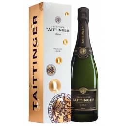 Taittinger Brut Millesime, 2009, в коробке - 0,75 л