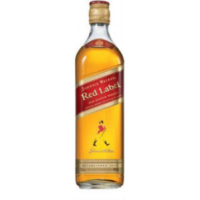 Johnnie Walker Red label ( 0,7л )