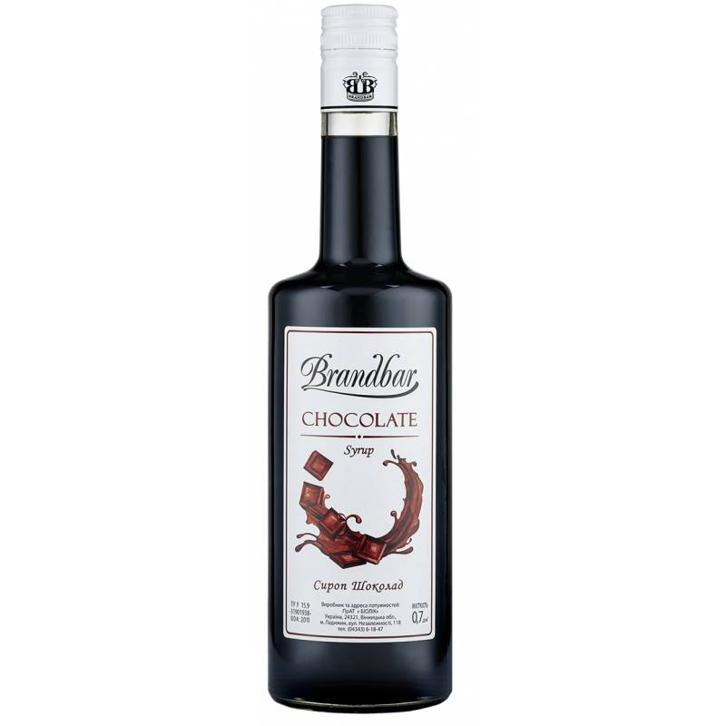 Brandbar Шоколад - 0,7 л Brandbar