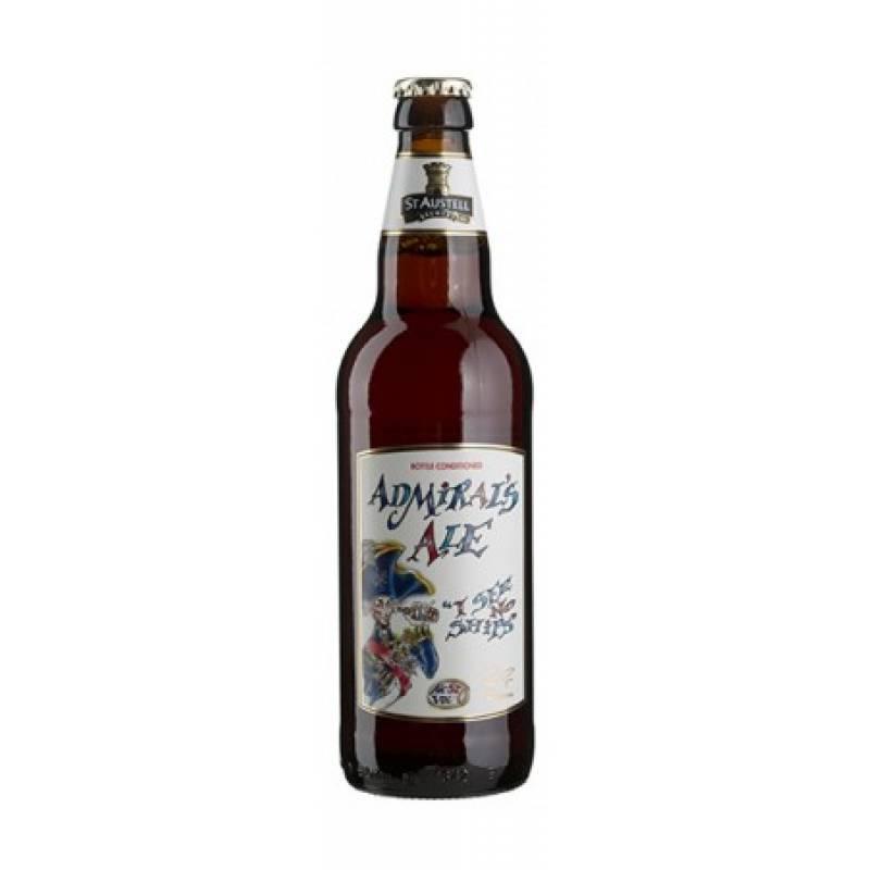 St Austell Admiral's Ale ( 0,5 л ) St Austell - АРХИВ!!!