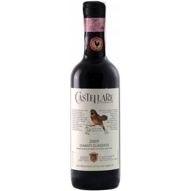 Chianti Classico - 0,375 л Domini Castellare di Castellina - АРХИВ!!!