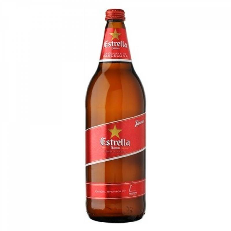 Estrella Damm Barcelona ( 1,0л )