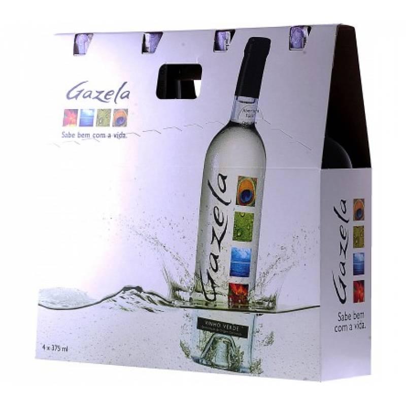 Gazela Vinho Verde 4 бут  (0,375 л)