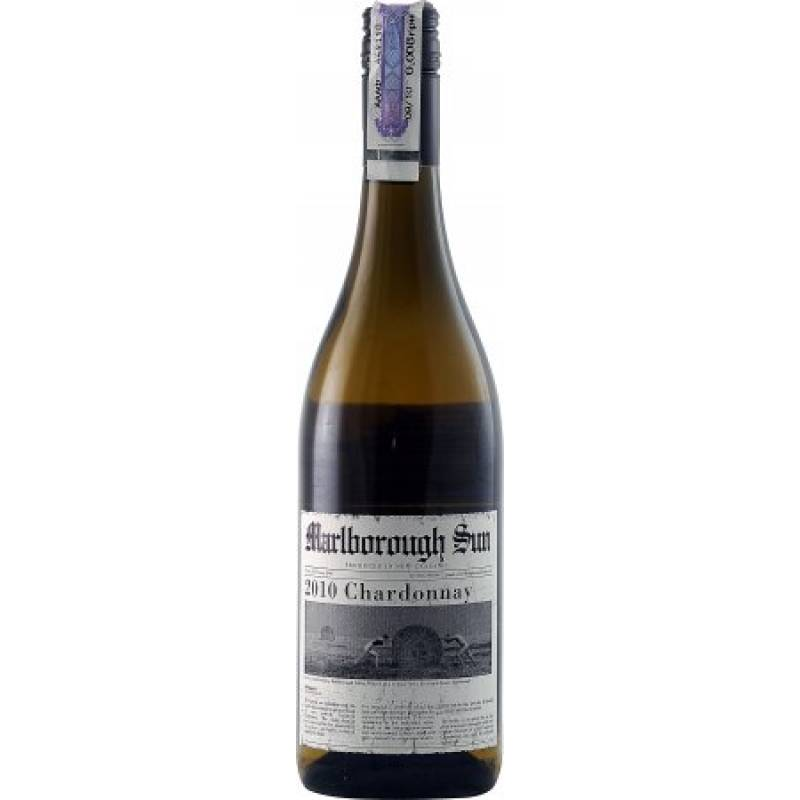Saint Clair Chardonnay Marlborough Sun ( Saint Clair Шардоне Мальборо Сан ) 0,75 л