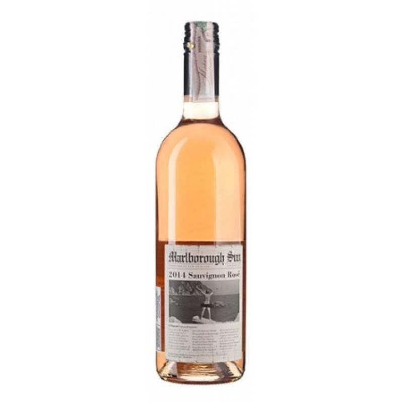 Marlborough Sun Sauvignon Rose ( Marlborough Совиньон Розе ) 0,75л