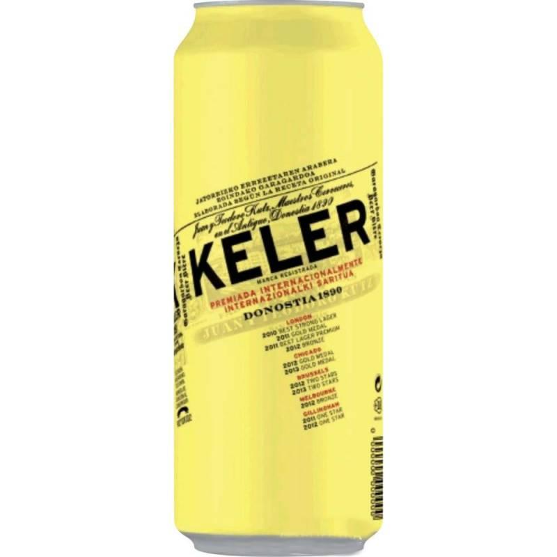 Keler Lager ж/б ( 0,5л )