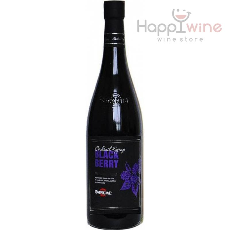 Barline Blackberry ( ежевика ) 1,0л